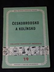 náhled knihy - Oblastní turistický průvodce - Českobrodsko a Kolínsko