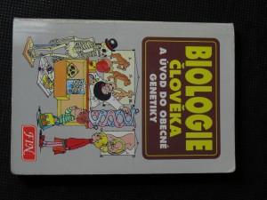náhled knihy - Biologie člověka a úvod do obecné genetiky