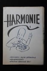 náhled knihy - Harmonie