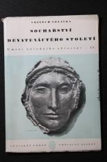 náhled knihy - Sochařství devatenáctého století. Umění národního obrození II.