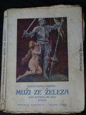 náhled knihy - Muži ze železa