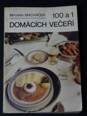 náhled knihy - 100 a 1 domácích večeří