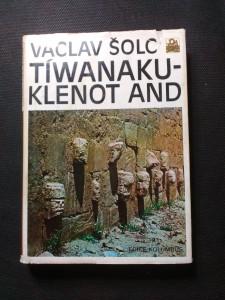 náhled knihy - Tíwanaku - klenot And