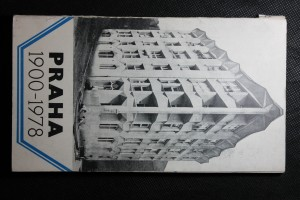 náhled knihy - Praha 1900-1978 : průvodce po moderní architektuře