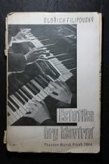náhled knihy - Estetika hry klavírní