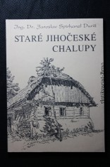 náhled knihy - Staré jihočeské chalupy