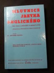 náhled knihy - Mluvnice jazyka anglického