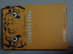 náhled knihy - Tygrova žena