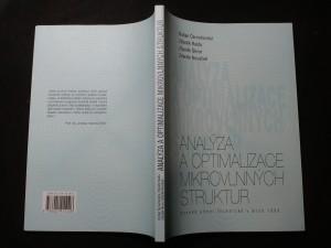 náhled knihy - Analýza a optimalizace mikrovlnných struktur
