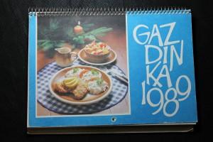 náhled knihy - Gazdinka 1989