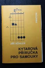 náhled knihy - Kytarová příručka pro samouky