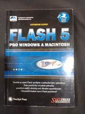 náhled knihy - Flash 5 pro Windows a Macintosh