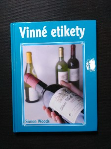 náhled knihy - Vinné etikety : jak vybírat víno podle etikety