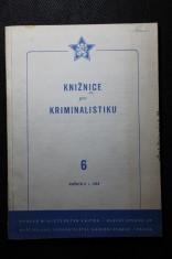 náhled knihy - Knižnice pro kriminalistiku. Sv. 6