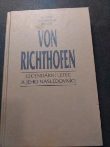náhled knihy - Von Richthofen : legendární letec a jeho následovníci