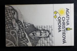 náhled knihy - Opona : poslední případ Hercula Poirota