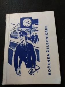 náhled knihy - Ročenka železničáře