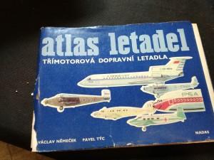 náhled knihy - Atlas letadel
