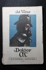 náhled knihy - Doktor Ox