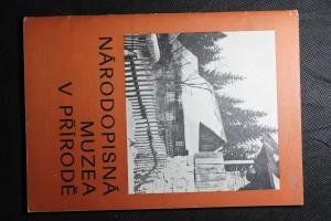 náhled knihy - Národopisná muzea v přírodě : Teoretická a metodická východiska k realizaci