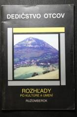 náhled knihy - Rozhľady po kultúre a umení