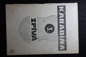 náhled knihy - Karabina zpívá 3.