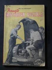 náhled knihy - Poznejte motorová vozidla