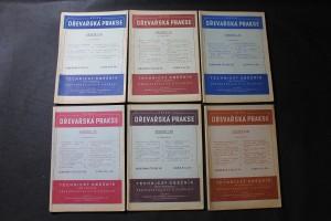 náhled knihy - 6 x Dřevařská prakse