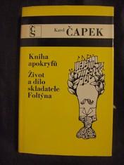 náhled knihy - Kniha apokryfů - Život a dílo skladatele Foltýna