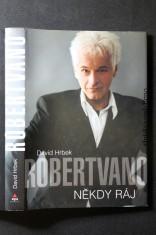 náhled knihy - Robert Vano - někdy ráj