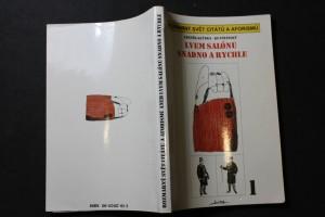 náhled knihy - Rozmarný svět citátů a aforismů, aneb, Lvem salónů snadno a rychle