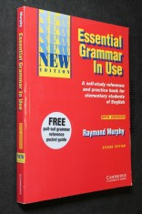 náhled knihy - Essential grammar in use : a self-study reference and practice book for elementary students of English : with answers