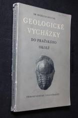 náhled knihy - Geologické vycházky do pražského okolí