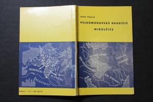 náhled knihy - Velkomoravské hradiště Mikulčice : Průvodce po archeologických výzkumech