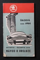 náhled knihy - Octavia - Octavia super : Návod k obsluze
