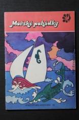 náhled knihy - Mořské pohádky