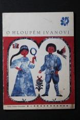 náhled knihy - O hloupém Ivanovi