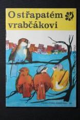 náhled knihy - O střapatém vrabčákovi