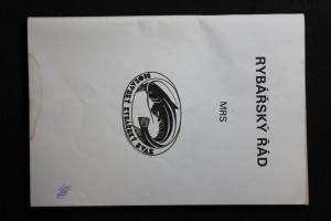 náhled knihy - Rybářský řád