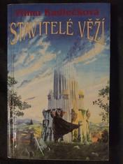 náhled knihy - Stavitelé věží