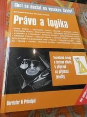 náhled knihy - Právo a logika : otázky k přípravě na přijímací zkoušky