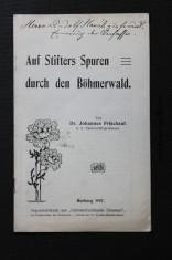 náhled knihy - Auf Stifters Spuren durch den Böhmerwald