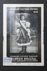 náhled knihy - Jubilejní cestovní věstník 1910 - 1940