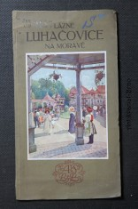 náhled knihy - Lázně Luhačovice na Moravě