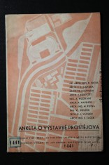 náhled knihy - Anketa o výstavbě Prostějova