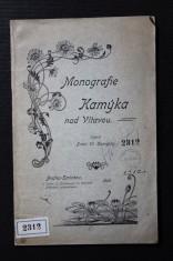 náhled knihy - Monografie Kamýka nad Vltavou