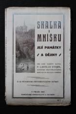 náhled knihy - Skalka u Mníšku, její památky a dějiny