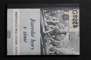 náhled knihy - Jizerské hory v zimě