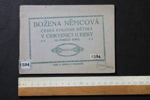 náhled knihy - Božena Němcová : česká kolonie dětská v Crikvenici na Adrii