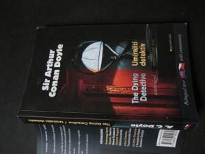 náhled knihy - The dying detective and other cases of Sherlock Holmes = Umírající detektiv a jiné případy Sherlocka Holmese